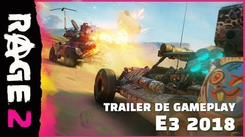 RAGE2 - Trailer de gameplay officiel (E3 2018)