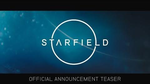 Starfield – Official E3 Announcement Teaser