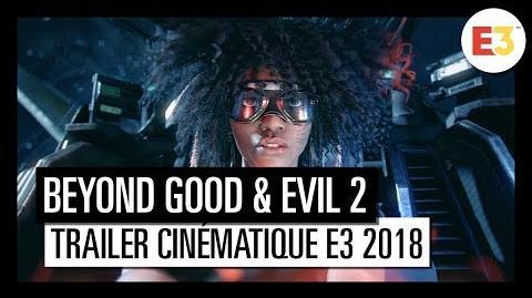 Beyond Good & Evil 2 - Trailer Cinématique E3 2018 OFFICIEL VOSTFR HD