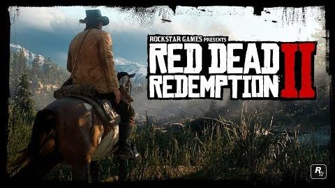 Red Dead Redemption 2 Official Trailer 2