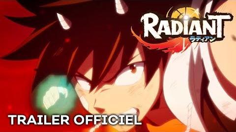 Radiant - TRAILER OFFICIEL Crunchyroll