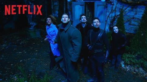 Umbrella Academy Bande-annonce officielle HD Netflix