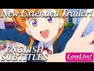 Love Live! Superstar!! Trailer-PV Extended Version - ENGLISH SUBTITLES (Fansub)