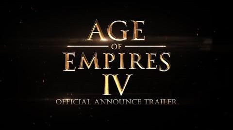 Age of Empires IV Announce Trailer