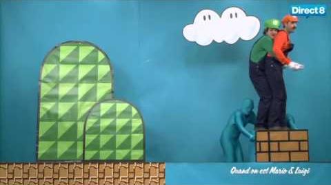 Very Bad Blagues - Very Bad Blagues - Quand on est Mario et Luigi