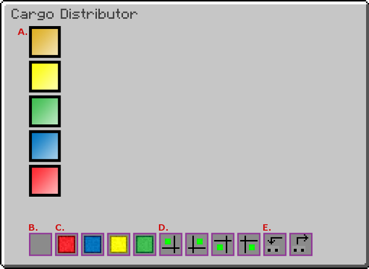 """The Cargo Distributor GUI"""
