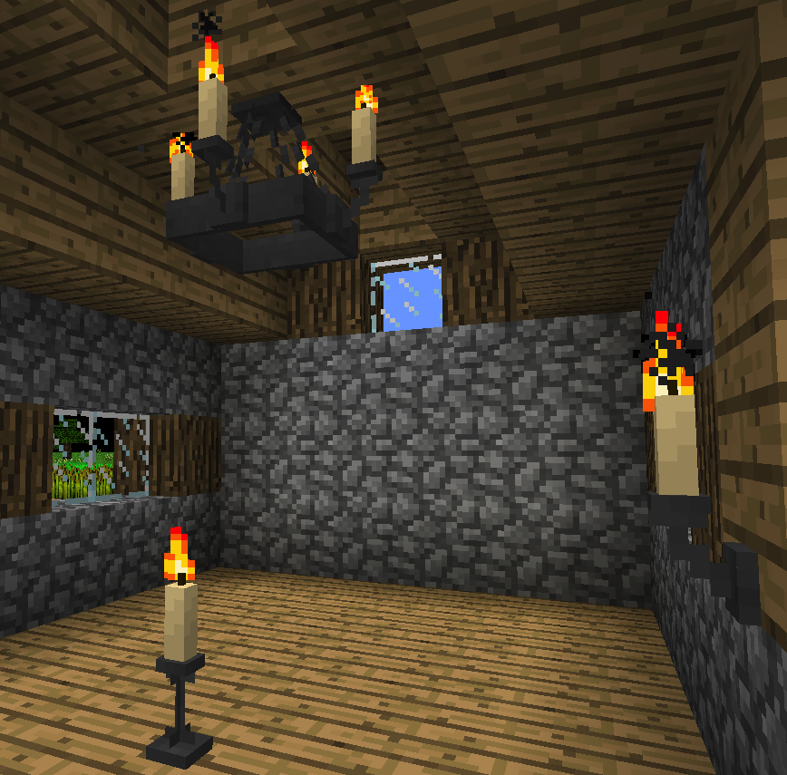Chandelier Ring Official Feed The, How Do You Make A Chandelier In Minecraft