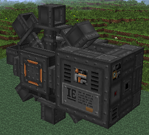 Excavator (Immersive Engineering) - Official Feed The Beast Wiki