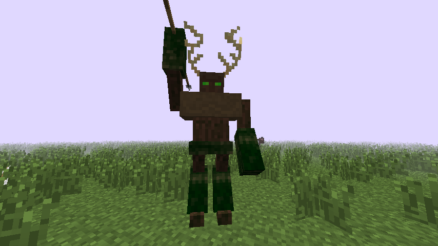 Horned Huntsman - Official Feed The Beast Wiki