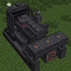 Diesel Generator (Immersive Engineering)