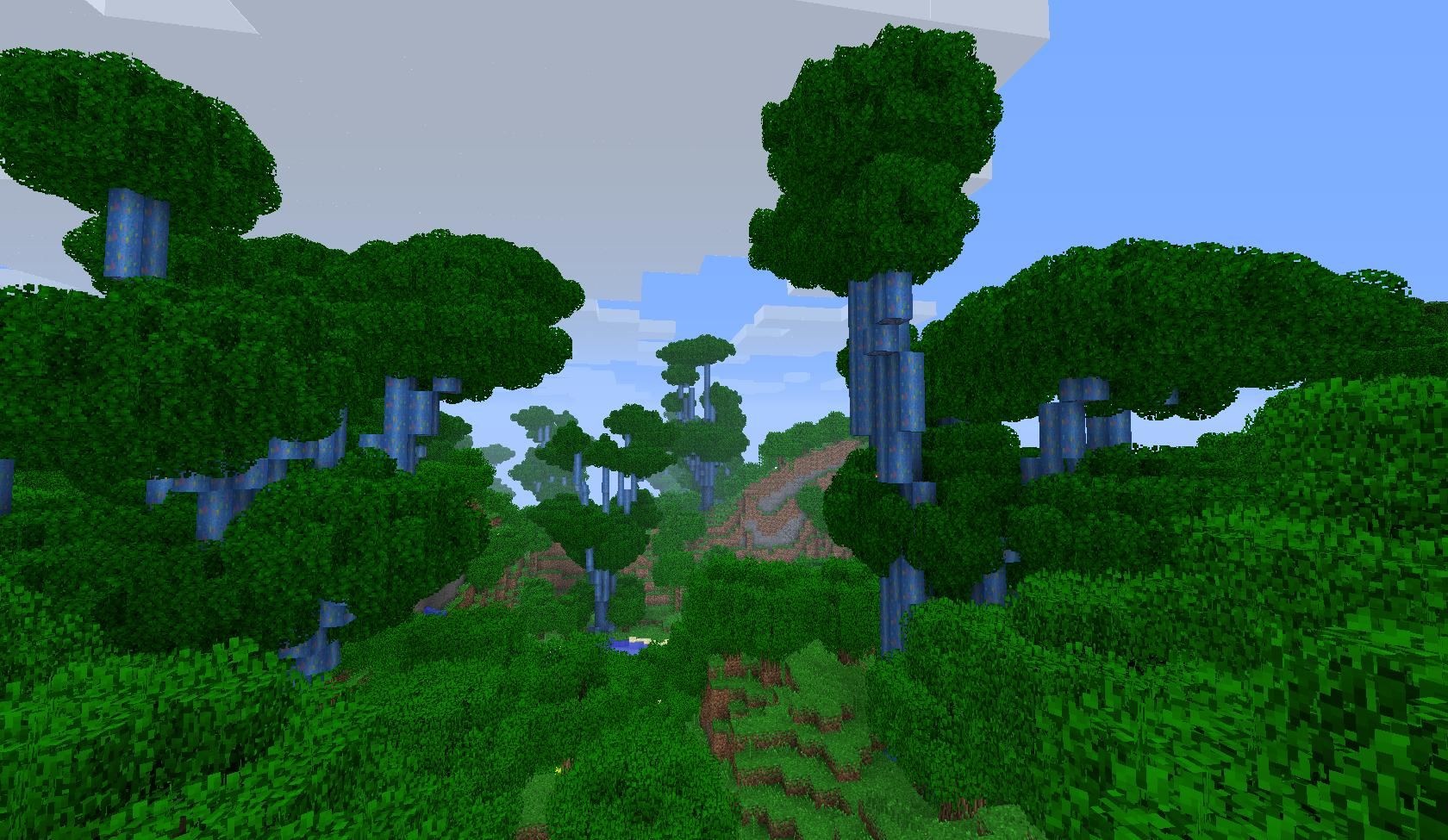 Rainforest (ExtrabiomesXL) - Official Feed The Beast Wiki