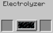 The Electrolyzer GUI