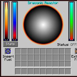 Draconic Evolution Reactor Guide