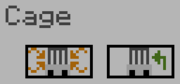 The Cage GUI