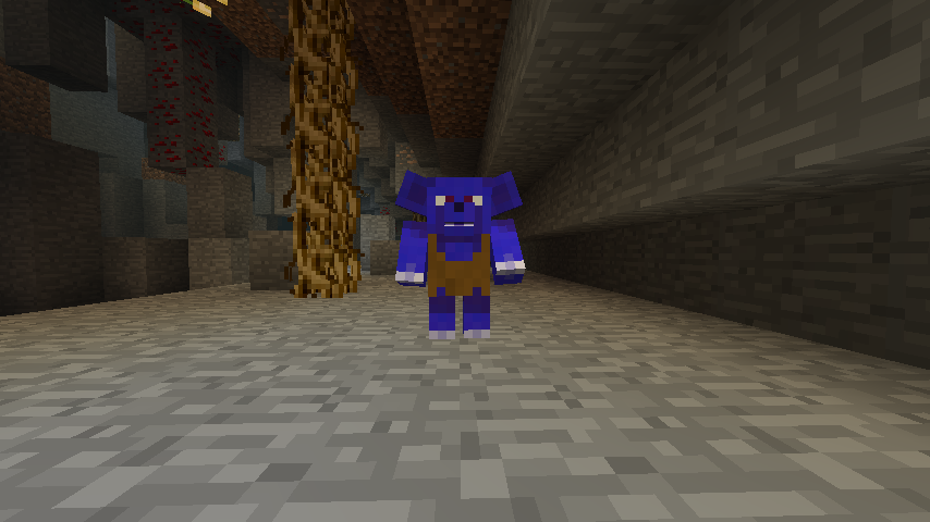 A Kobold in a Hollow Hill.