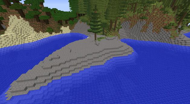 BiomesOPlenty Gravel Beach 2.jpg