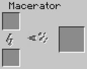 The Macerator GUI