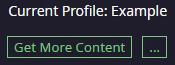 Twitch Ellipsis button