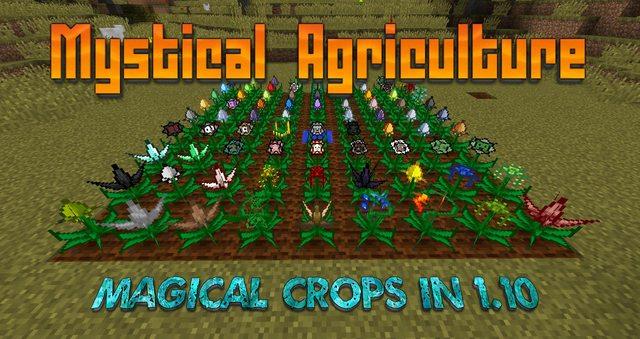 Image result for mystical agriculture