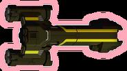 Federation Cruiser B