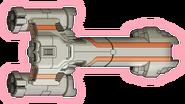Federation Cruiser A