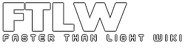 Faster Than Light Wiki wordmark