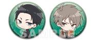 All Volumes Animega Badges Special
