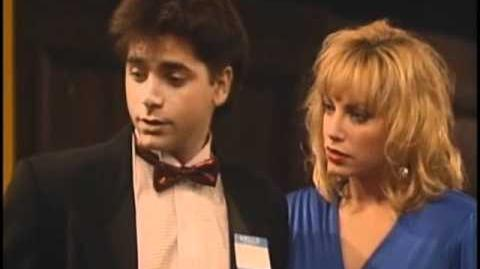 Full House Clip - Bidding war for Jesse (by request)