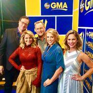 GMA - Fuller House season3