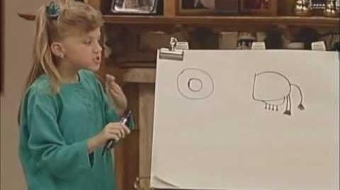 """Full_House_-_Michelle_Playing_Charades_""""big_bird!""""_(by_request)"""