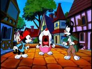 Animaniacs - Dot messes up her lines