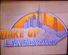 Wake Up San Francisco 1989-1995 Logo