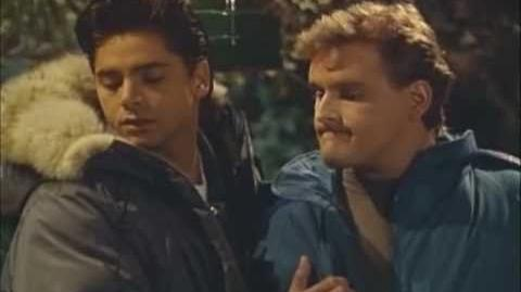 """Full_House_-_Jesse_and_Joey_spot_a_skunk_&_""""Happy_Trails"""""""