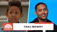 Tahj Mowry Recalls Playing Michelle's Friend Teddy On 'Full House' TODAY Original