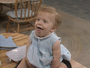 Mary-Kate or Ashley Olsen as Michelle Tanner3 - Full House,S1 - Our Very First Show