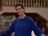 Bob Saget as Danny Tanner - Full House,S1 - Our Very First Show
