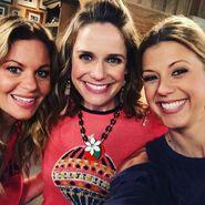 DJ, Kimmy and Stephanie Fuller House season 3