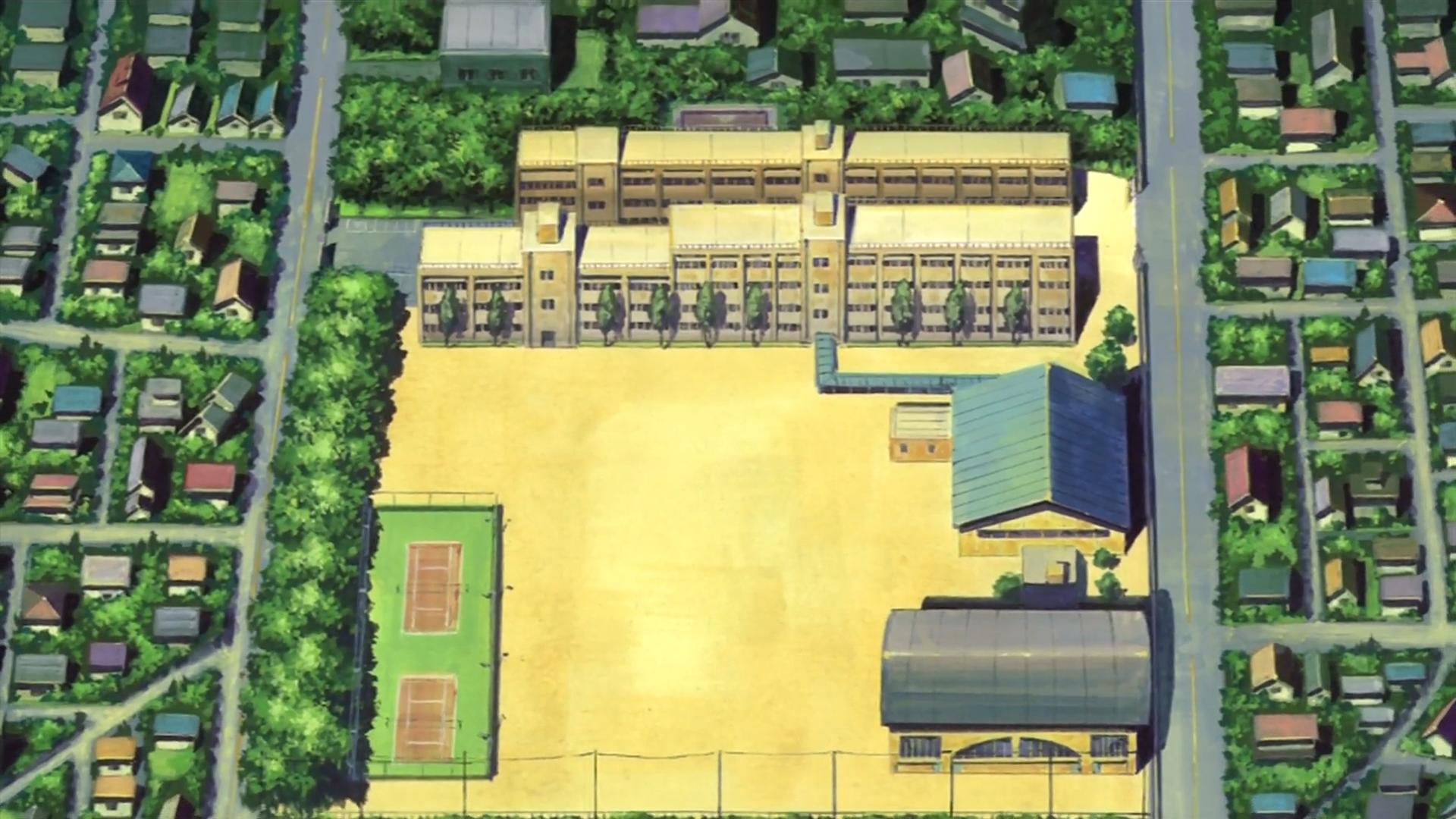 Jindai Municipal High School