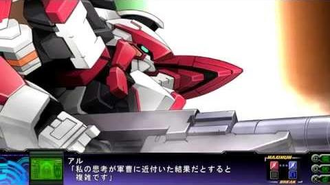 Super Robot Taisen Z3 Tengoku-hen ARX-8 Laevatein(Booster&Normal) All Attacks