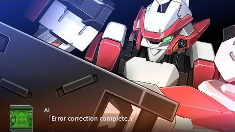 Super Robot Taisen V(ENG) ARX-8 Laevatein All attacks