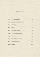 Volume 5 Table of Contents English