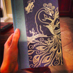 Shannon Moonlark book doodle