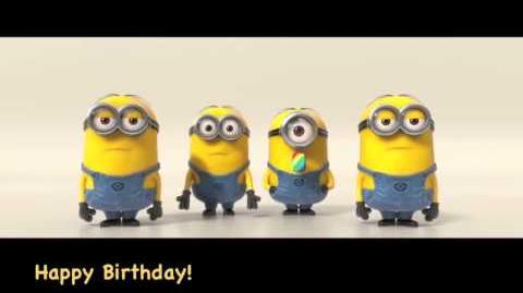 Minions Sing Happy Birthday-2