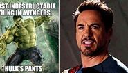 Hulks pants