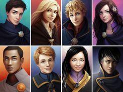 Keeper Characters