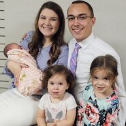 Josh Gimenez family 2021