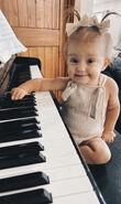 Layla piano June 21