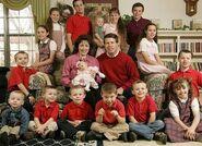 2005 family photo duggars
