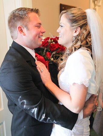 Guide To Bates Weddings Fundamentalists Wiki Fandom,Plus Size White Short Wedding Dress