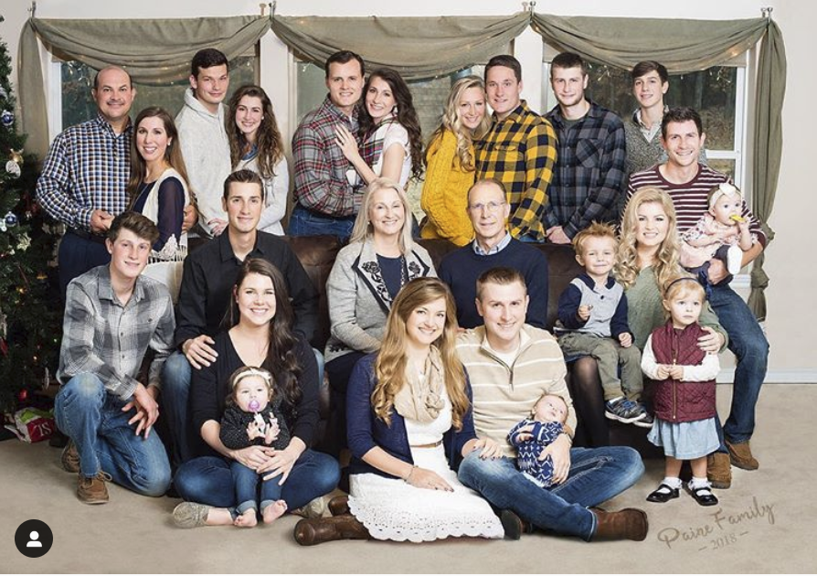 Paine Family